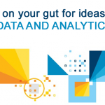 Depend on your gut for ideas but use data and analytics